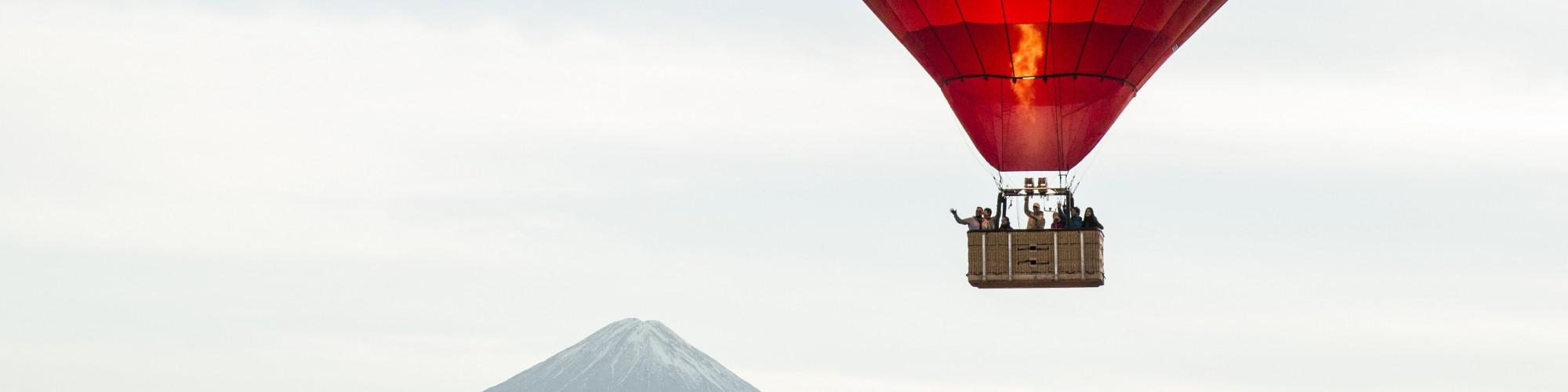 Atacama balloon
