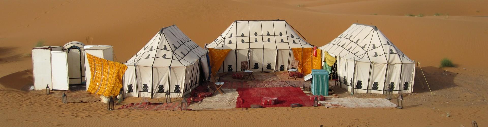 Morocco - Sahara Desert Camp