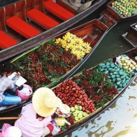 Bangkok - Floating market[1]