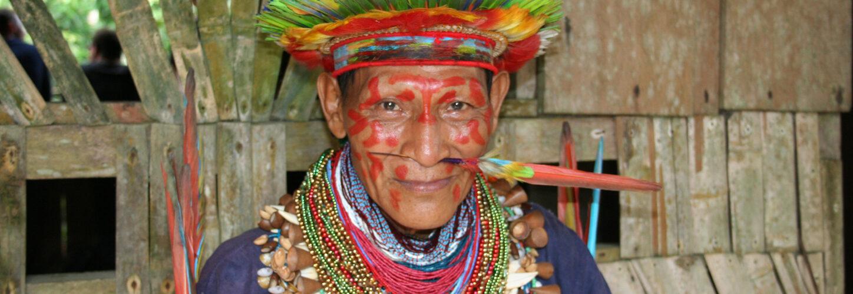 Amazonia tribe
