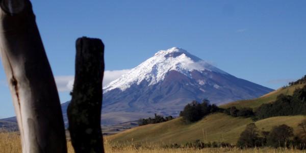 Avenue of the Volcanoes