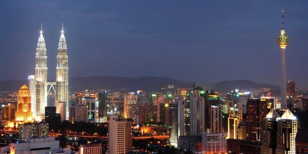 Malaysia_Kuala Lumpur_Skyline