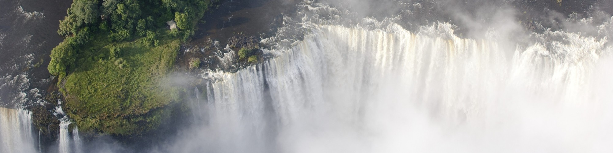 Livingstone Island, Victoria Falls, Zambia