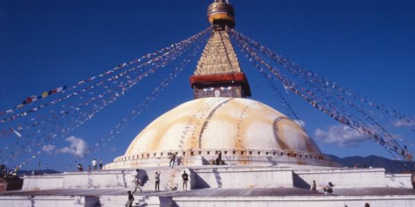 bouddhanath, nepal