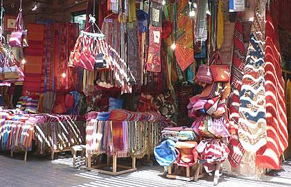 Morocco - Taroudant souk
