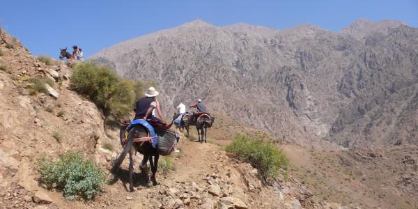 Morocco - Trekking Atlas Mountains