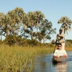 Okavango  okavanga colin bell