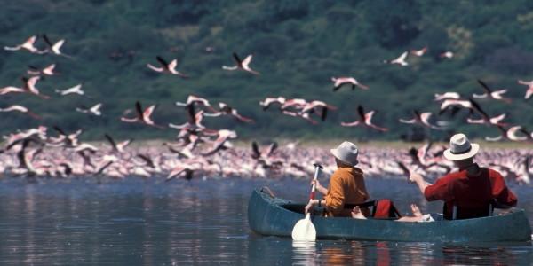 3 Lake Manyara National Park kayaking