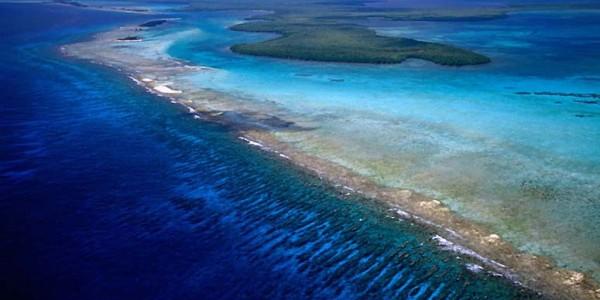Belize's barrier reef