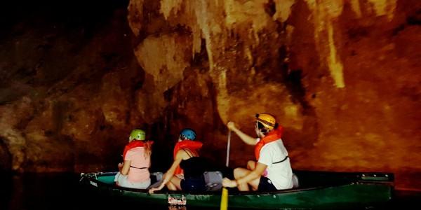 Cayo caves
