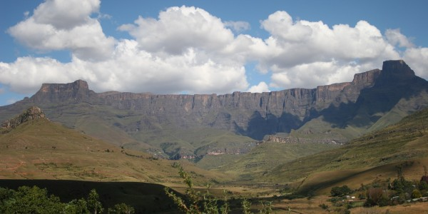 South Africa - Kwazulu Natal - Drakensberg 2