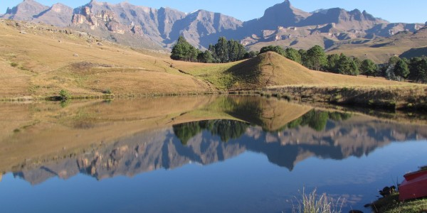 South Africa - Kwazulu Natal - Drakensberg