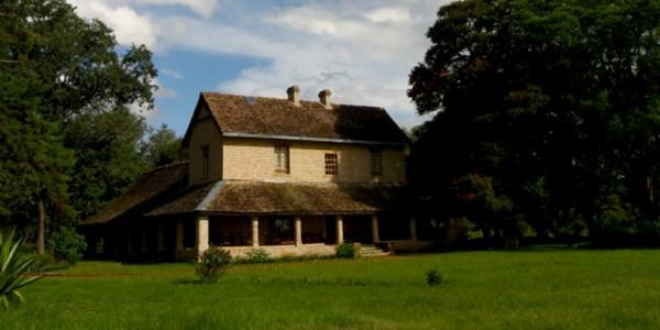 Zambia - Shiwa Ngandu - Farm House