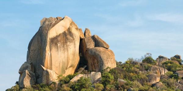 Zimbabwe - Matobo Hills National Park - Rock Formations