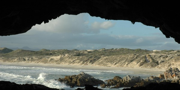 Africa- South Africa - garden route cave