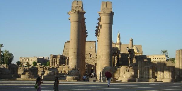 Egypt - Luxor - Temple