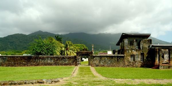 Honduras - The North Coast & Pico Bonito - Trujillo - St Barbara Castle