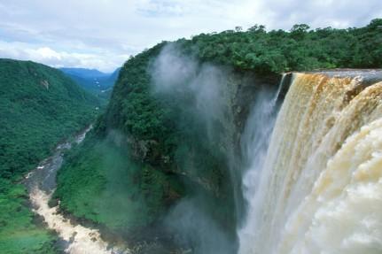 Guyana - Kaieteur Falls