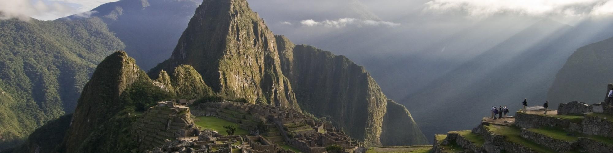 Machu Picchu,