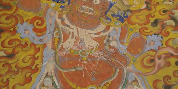 Gangtey dzong