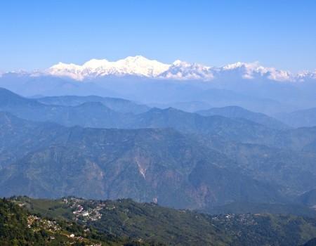 India - Remote India (Assam, Sikkim & Kumaon) - Sikkim Kangchenjunga