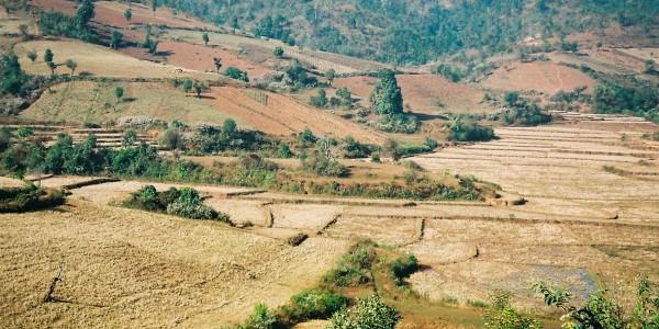 Kalaw_Myanmar_trekking route landscape 3