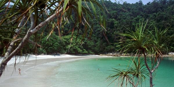 Emerald Bay at Pangkor Island