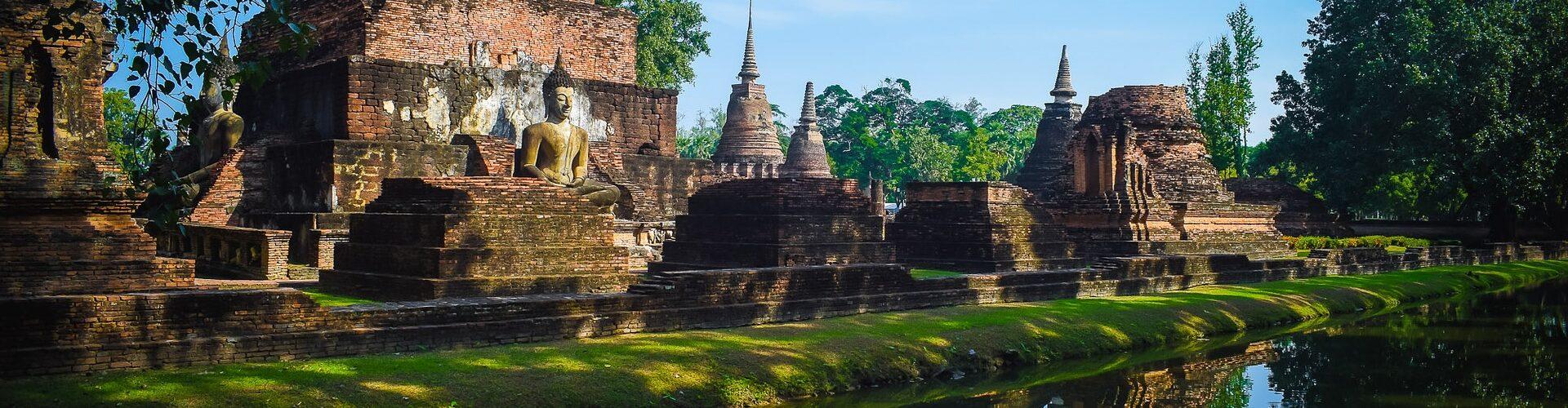 thailand - sukhothai - historical park