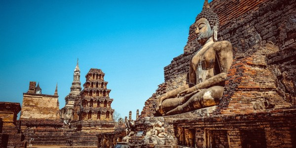 thailand - sukhothai - historical park 2