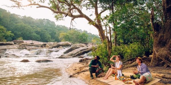 Gal Oya National Park Picnic
