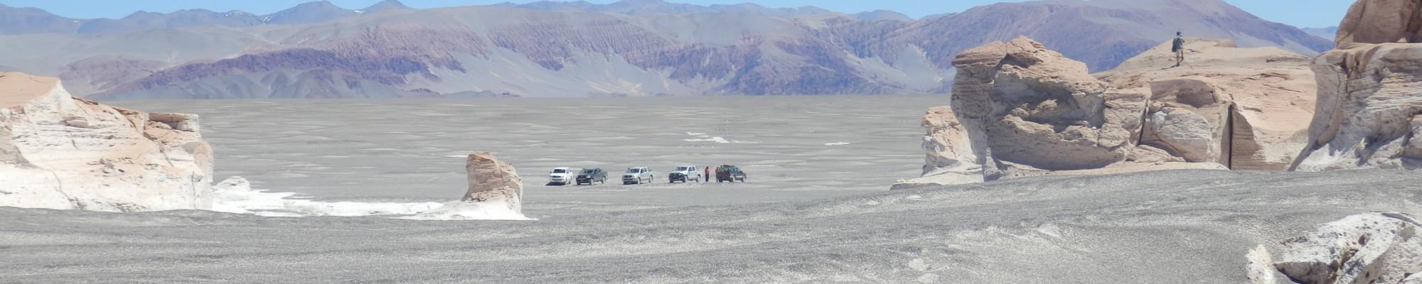 Puna jeep tour
