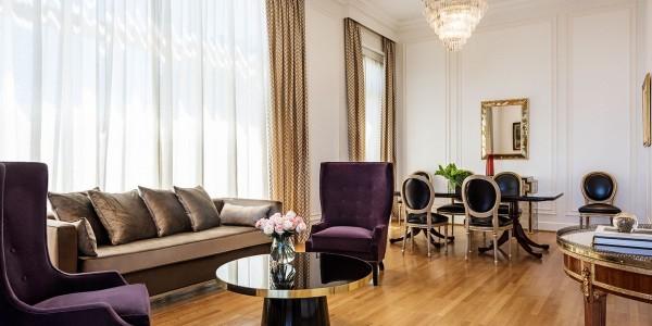 AR - Buenos Aires - Alvear Palace - Bedroom