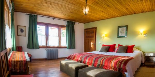 Double Room at Estancia Huechahue