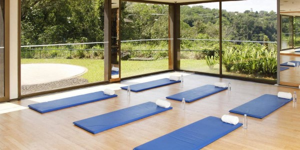 AR - Iguazu Falls - Melia Iguazu - Yoga Room