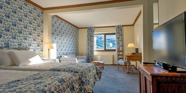 AR - Ushuaia - Las Hayas - Room