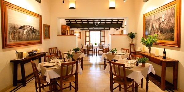 Argentina - Ibera Wetlands -Rincon del Socorro- Restaurant