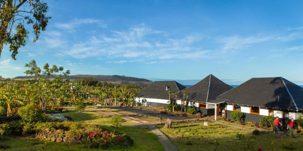 Chile - Easter Island - Altiplanico Hotel - Overview2