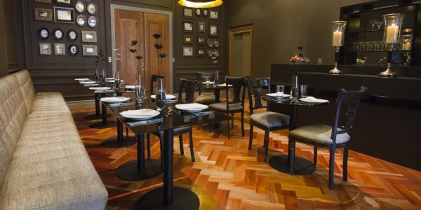 Chile - Santiago - Lastarria Hotel - Restaurant