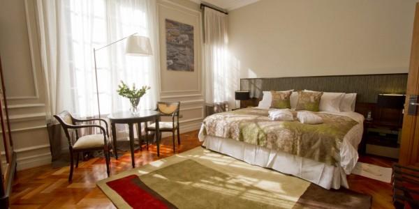 Chile - Santiago - Lastarria Hotel - Room