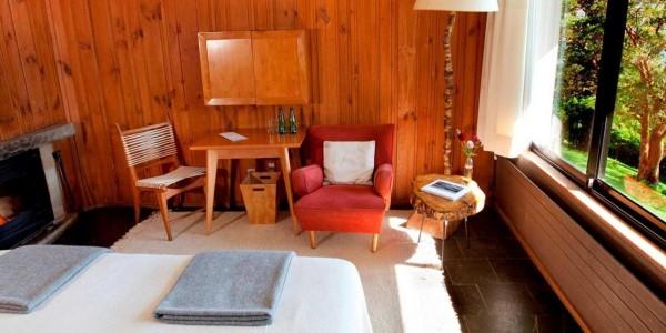 Chile - Santiago - The Lake District - Antumalal - Room2