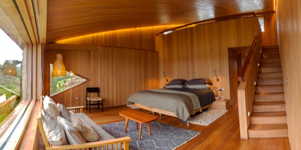 Chile - Santiago - The Lake District - Tierra Chiloe - Room2