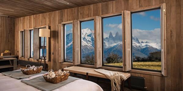 Chile - Santiago -Torres del Paine & Patagonia - Awasi Hotel - Room