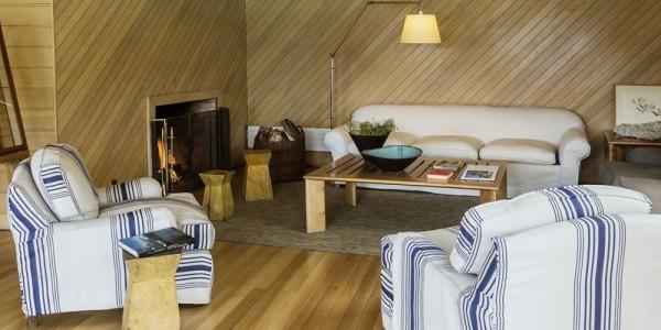 Chile - Santiago -Torres del Paine & Patagonia - Explora Patagonia - Lounge