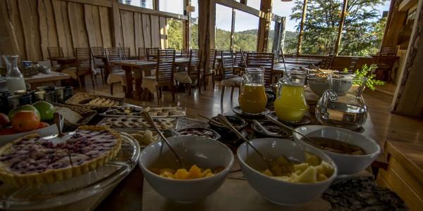 Chile - Santiago -Torres del Paine & Patagonia - Patagonia Camp - Restaurant