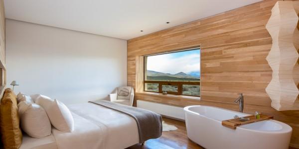 Chile - Santiago -Torres del Paine & Patagonia - Tierra Patagonia - Room