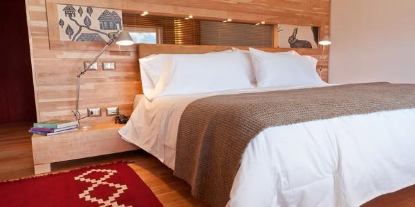 Chile - Santiago -Torres del Paine & Patagonia - Tierra Patagonia - Room3