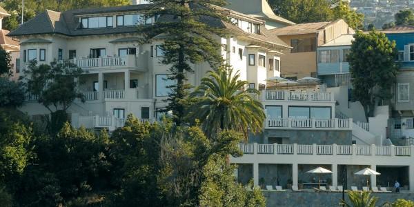 Chile - Santiago -Vina del Mar & Valparaiso - Casa Higueras - Overview