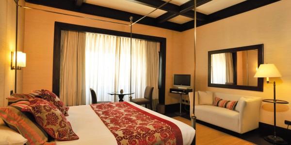 Chile - Santiago -Vina del Mar & Valparaiso - Casa Higueras - Room2