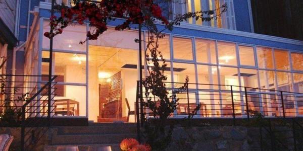 Chile - Santiago -Vina del Mar & Valparaiso - Hotel Zero - Overview
