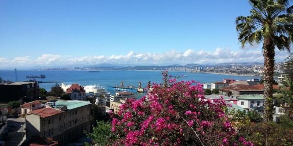 Chile - Santiago -Vina del Mar & Valparaiso - Hotel Zero - View
